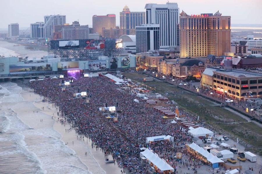 Le Retour d'Atlantic City sur le devant de la scène