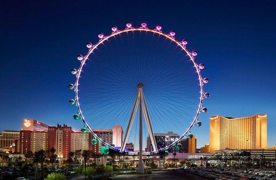 Les meilleures options pour un Nouvel An Festif à Las Vegas